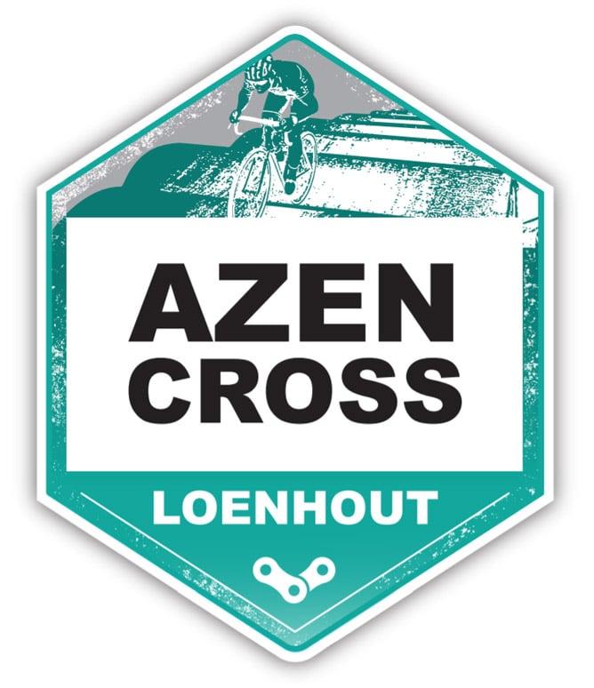 Logo X2O Trofee Loenhout - Azencross Cyclocross