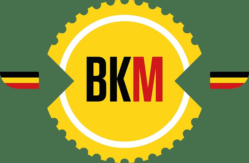 Logo Belgian National Championships Middelkerke Cyclocross