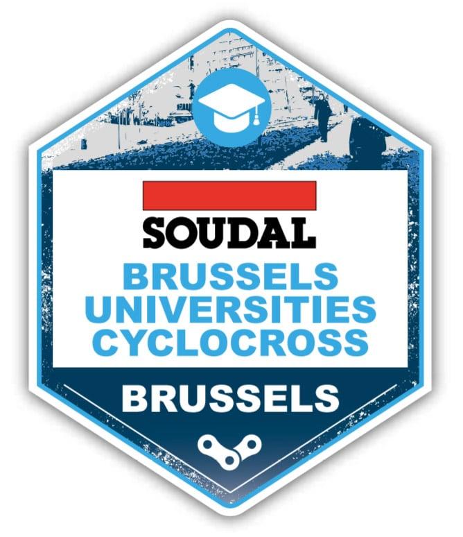 Logo X2O Trofee Brussels - Brussels Universities Cyclocross Cyclocross
