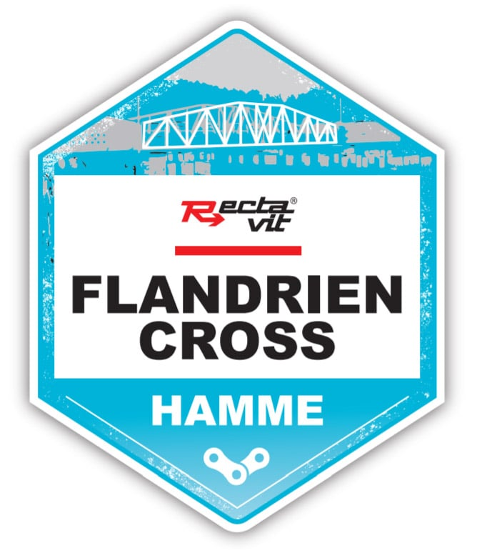 Logo X2O Trofee Hamme - Flandriencross Cyclocross