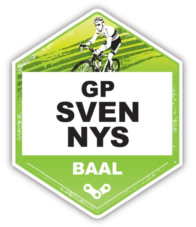 Logo X2O Trofee Baal - GP Sven Nys Cyclocross