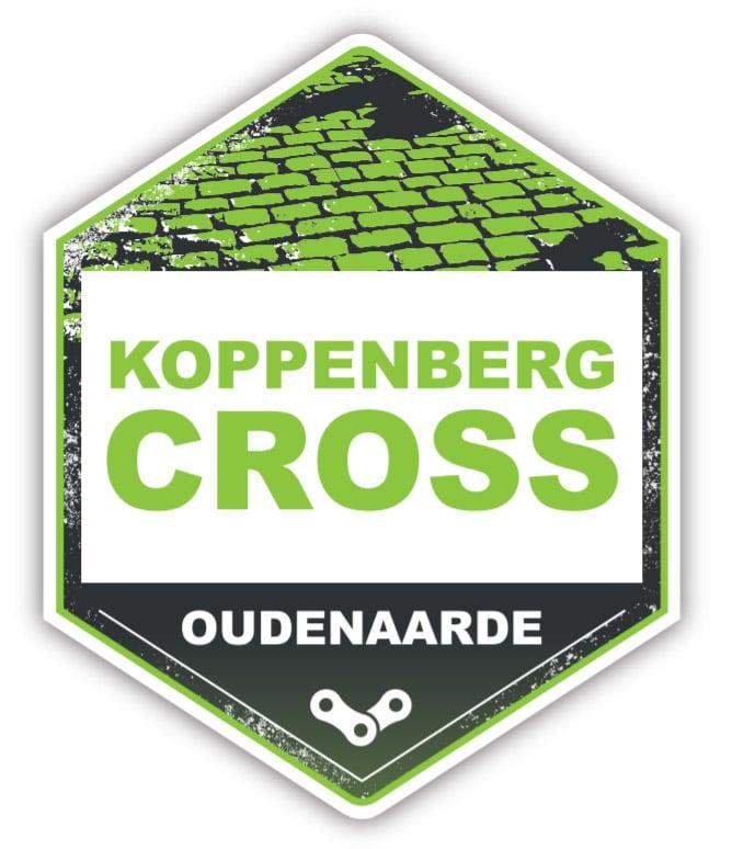 Logo X2O Trofee Oudenaarde - Koppenbergcross Cyclocross