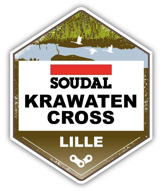 Logo X2O Trofee Lille - Krawatencross Cyclocross