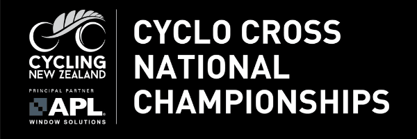 Logo New Zealand National Championships Lower Hutt Cyclocross