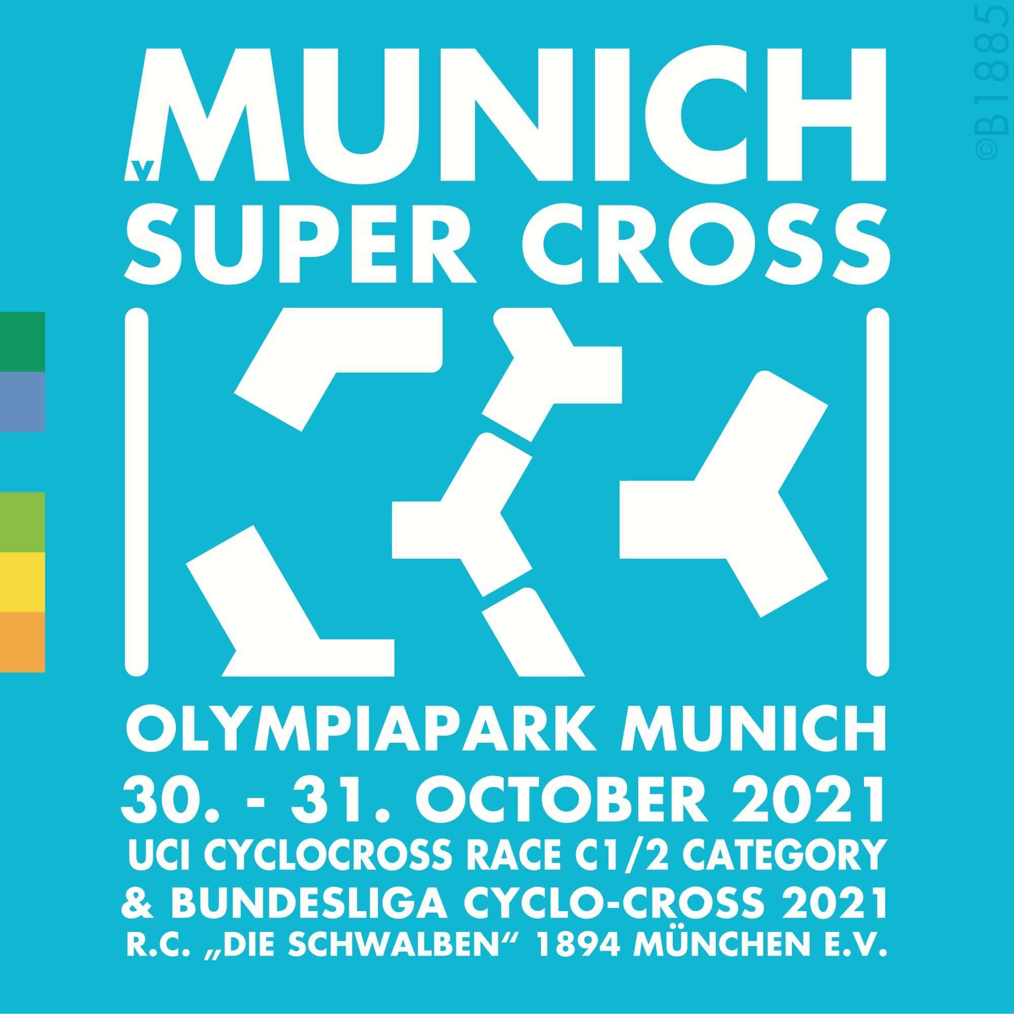 Logo Munich Super Cross Cyclocross