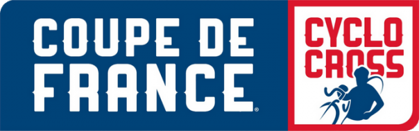Logo Coupe de France Cyclo-cross Troyes 2021 (Manche 7&8) Cyclocross
