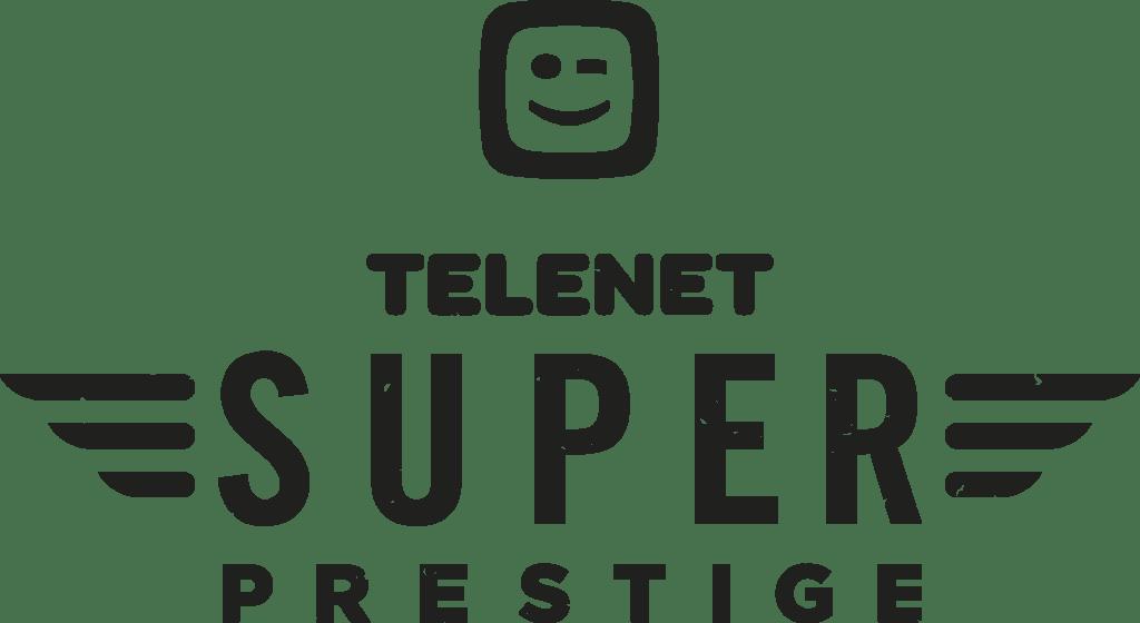 Logo Telenet Superprestige Gavere Cyclocross
